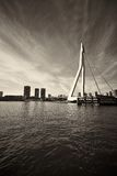 Erasmusbrug Royalty Free Stock Photography