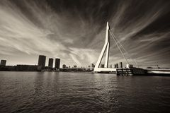 Erasmusbrug Stock Photo