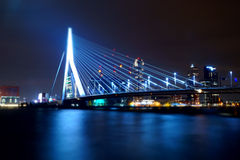The Erasmusbrug Stock Photos