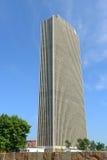 Erastus som konserverar tornet, Albany, NY, USA royaltyfri foto