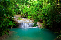 Eravan Waterfall Royalty Free Stock Photo