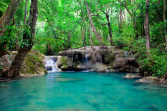 Eravan Waterfall Royalty Free Stock Photo