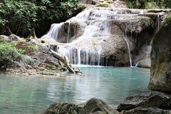 erawan водопад Стоковое фото RF