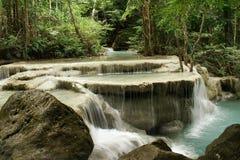 erawan водопад Стоковое Изображение