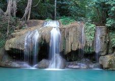 Erawan Falls Stock Images