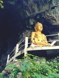Erawan-Höhle stockfotografie