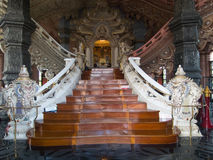 The Erawan Museum in Bangkok Royalty Free Stock Photography
