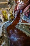 Erawan museum i Bangkok, Thailand royaltyfri bild