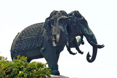 Erawan muzeum 002 Obrazy Royalty Free