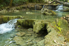 Erawan National Park Stock Photos