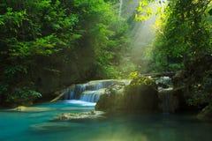 Erawan National Park Stock Images