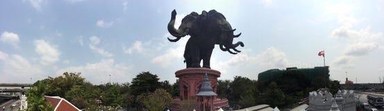 Erawan słonia muzeum Obrazy Stock