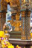 Erawan Shrine; Bangkok Royalty Free Stock Photo