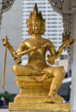 Erawan Statue Detail Royalty Free Stock Photography