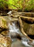 Erawan Wasserfall Stockbilder