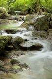 Erawan Wasserfall Stockfotos