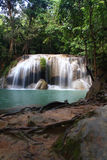 Erawan Waterfall, Stock Photos