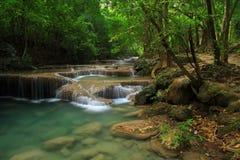Free Erawan Waterfall, Thailand Stock Image - 18150281