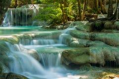 erawan wodospadu Obrazy Royalty Free