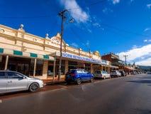 Erb-Gebäude in York, West-Australien Lizenzfreies Stockfoto