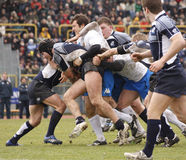 ERB Six Nations Rugby - Italy vs Scotland. Six Nations European Rugby Championship. Italy vs Scotland, A selection Stock Photo