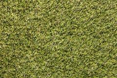 Erba il corso di calcio del pavimento di struttura per le strutture e la parte posteriore di progettazione Fotografie Stock