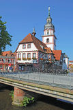 Erbach, Odenwald, Allemagne image libre de droits