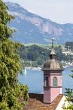 Erbaspagna, Svizzera Fotografia Stock