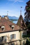 Erbaspagna, Svizzera Fotografie Stock Libere da Diritti
