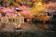 Erbe-Daigoji-Tempel Stockfoto