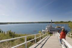 Erbe-Park, Calgary Lizenzfreies Stockbild