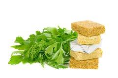 Erbe per minestra Immagine Stock