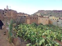 Erbe von Marokko Lizenzfreies Stockfoto