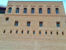 erbil城堡 免版税库存照片
