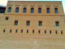 erbil城堡 图库摄影