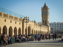 Erbil śródmieście obrazy royalty free