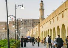 Erbil κεντρικός Στοκ Φωτογραφία
