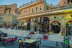 Erbil miasto, Irak obrazy royalty free