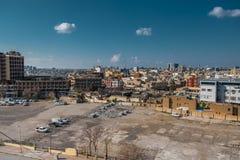 Erbil miasto w Irak zdjęcie royalty free