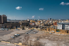 Erbil-Stadt im Irak Lizenzfreies Stockfoto