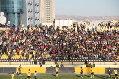Erbil team players Royalty Free Stock Photo