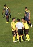 Erbil team players Stock Photos
