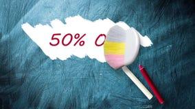 erbjudande för 50% befordranrabatt