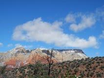 Erblicken Sie den blauen Himmel lizenzfreies stockfoto