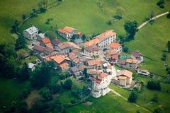 Erbonne, Lombardei, Italien Lizenzfreies Stockbild