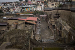 Ercolano, Italia Stock Photography