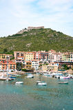 ercole Πόρτο Ιταλία Στοκ εικόνες με δικαίωμα ελεύθερης χρήσης
