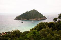 ercole Πόρτο νησάκι Ιταλία Στοκ φωτογραφία με δικαίωμα ελεύθερης χρήσης