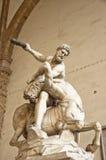 Ercole ed il centauro Nessus Fotografie Stock