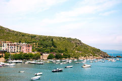 ercole porto Италия стоковое изображение